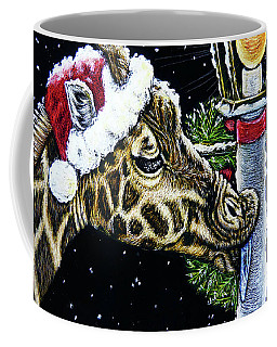 A Zoo Christmas Carol Coffee Mug