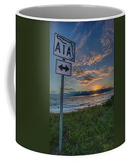 A1a Sunrise Coffee Mug