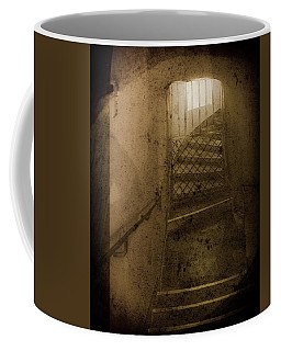 Coffee Mug featuring the photograph Aachen, Germany - Cathedral - No Passage by Mark Forte