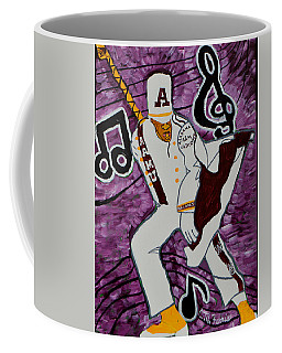 Aamu Drum Major Coffee Mug