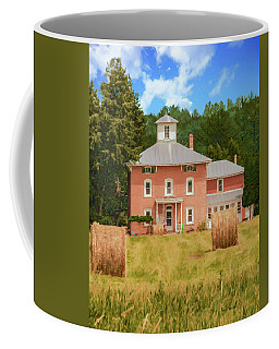 Aanstad Farm House Coffee Mug