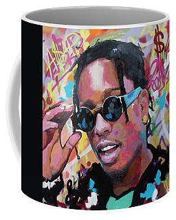 A$ap Rocky Coffee Mug
