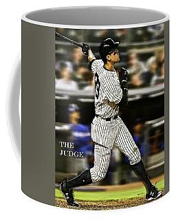 Aaron Judge, The Judge Coffee Mug