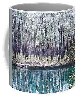 Abaco Blue Hole Coffee Mug