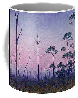 Abaco Pines At Dusk Coffee Mug