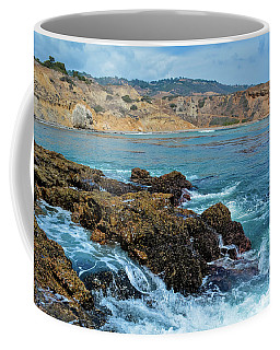 Abalone Cove Shoreline Park Sacred Cove Coffee Mug