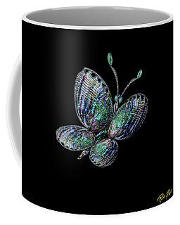 Abalonefly Coffee Mug by Rikk Flohr