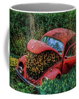 Abandon Coffee Mug