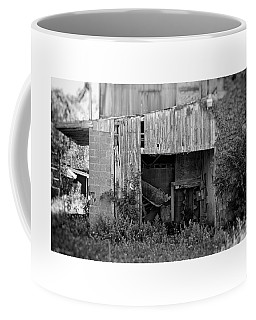 Abandoned And Alone Coffee Mug
