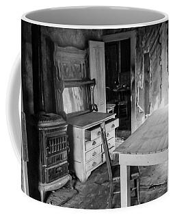 Abandoned And Weathered Coffee Mug