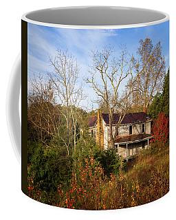 Abandoned Autumn Coffee Mug