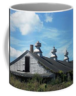 Abandoned Barn 1 Coffee Mug