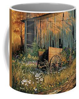 Abandoned Beauty Coffee Mug