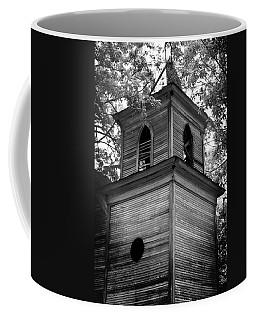 Abandoned Church Steeple Coffee Mug