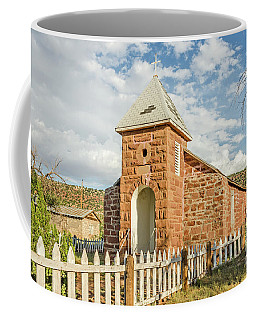 Coffee Mug featuring the photograph Abandoned Church by Sue Smith