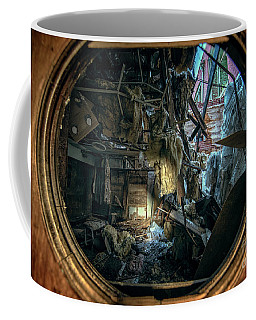 Abandoned Decay Coffee Mug