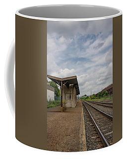 Abandoned Depot Coffee Mug