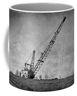 Abandoned Dragline Coffee Mug
