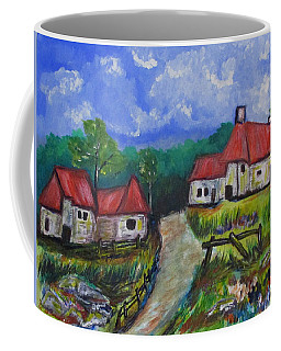 Abandoned Farm Coffee Mug