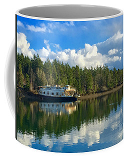 Abandoned Ferry Coffee Mug