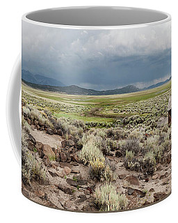 Abandoned Homestead Coffee Mug by Melany Sarafis
