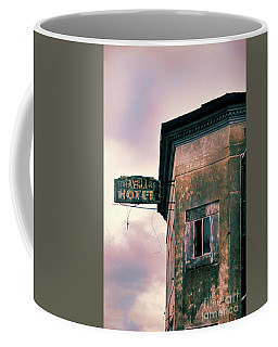 Coffee Mug featuring the photograph Abandoned Hotel by Jill Battaglia