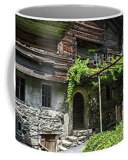 Abandoned House Coffee Mug by Michelle Meenawong