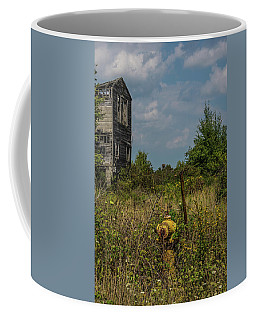 Abandoned Hydrant Coffee Mug