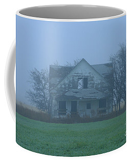 Abandoned In Oklahoma Coffee Mug