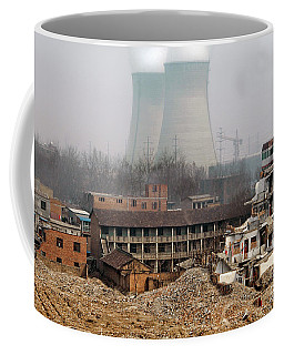 Abandoned - Is It Any Wonder - Xian China Coffee Mug