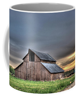 Abandoned Coffee Mug by Jim and Emily Bush