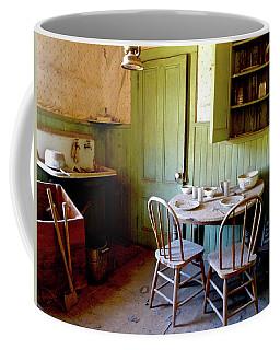 Abandoned Kitchen Coffee Mug by Amelia Racca