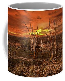 Abandoned Land Coffee Mug