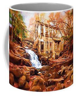 Abandoned Mill View Coffee Mug