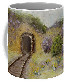 Abandoned Mine Coffee Mug