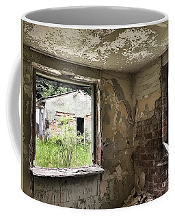 Abandoned Old Ammunition Depot Of The Belgian Army  Coffee Mug