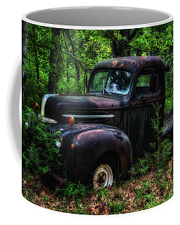 Abandoned - Old Ford Truck Coffee Mug