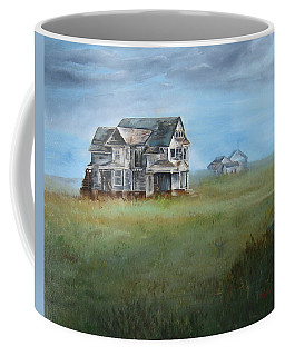 Abandoned Redman - Hirahara House  Coffee Mug