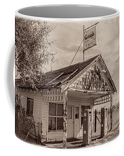 Coffee Mug featuring the photograph Abandoned by Robert Bales