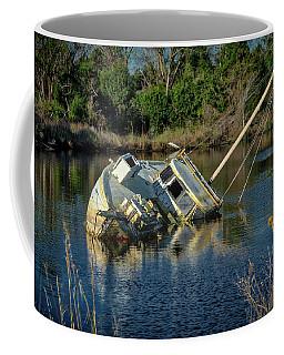Abandoned Ship Coffee Mug