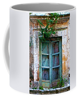 Abandoned Sicilian Sound Of Noto Coffee Mug