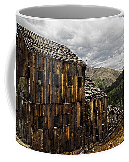 Abandoned Silver Mine Coffee Mug