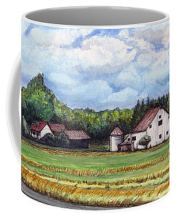 Abandoned To Yesteryears Coffee Mug