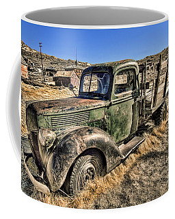 Abandoned Truck Coffee Mug