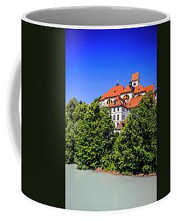 Abbey Of St. Mang In Fussen Germany Coffee Mug