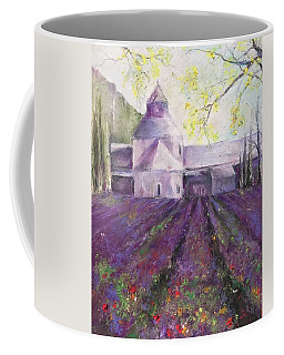 Abbey Senanque    Coffee Mug