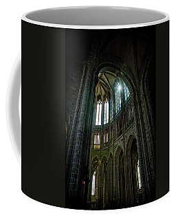 Abbey With Heavenly Light Coffee Mug