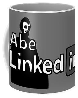 Abe Linkedin Coffee Mug