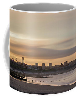 Aberdeen Beach At Sunset Coffee Mug