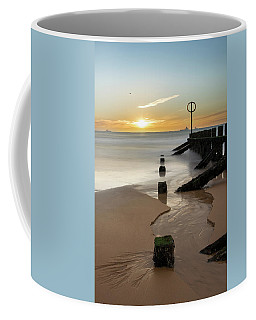 Aberdeen Beach Reflections Coffee Mug
